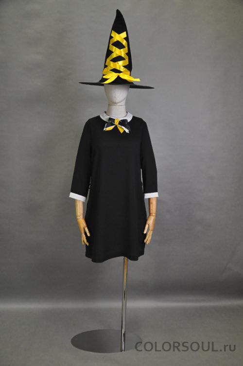 костюм милая ведьмочка для взрослых,