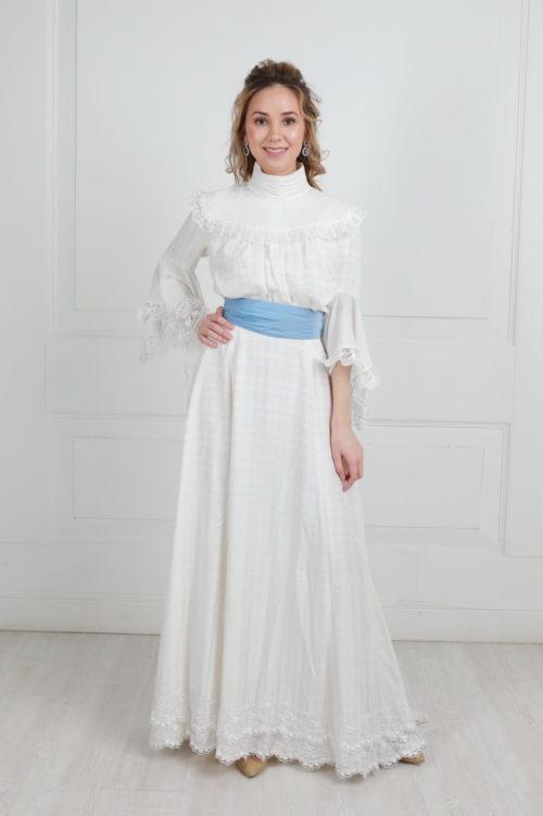 платье эпохи модерн