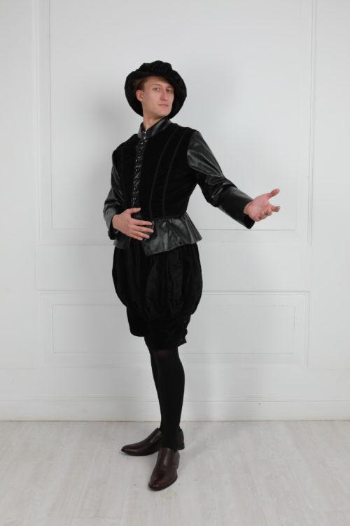 мужской костюм 16 века прокат