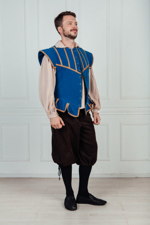костюмы эпохи ренессанса
