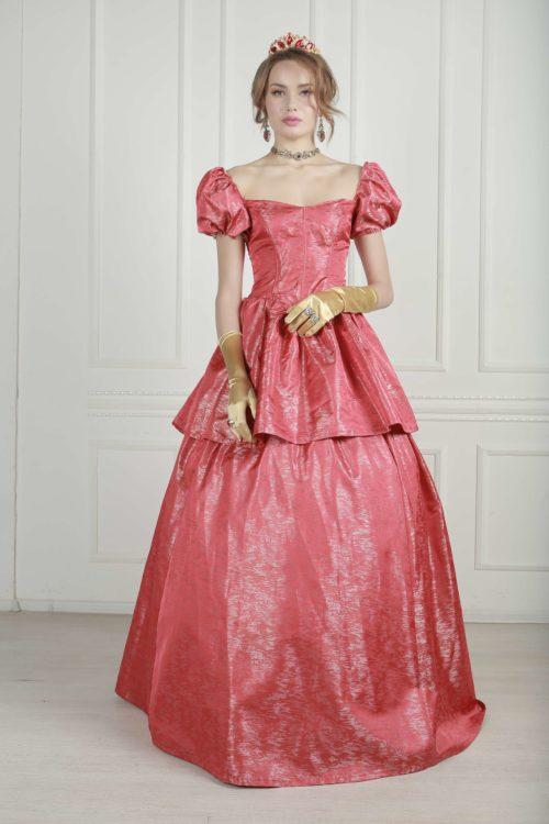 платье 19 века прокат