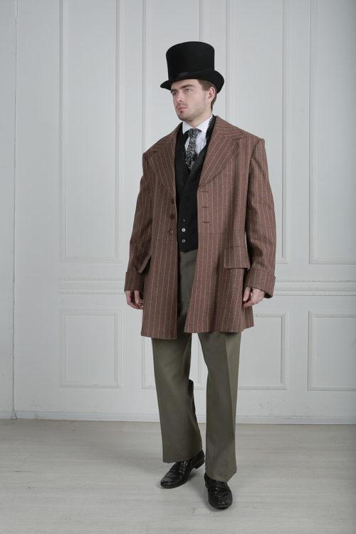 Мужской костюм середины19 века