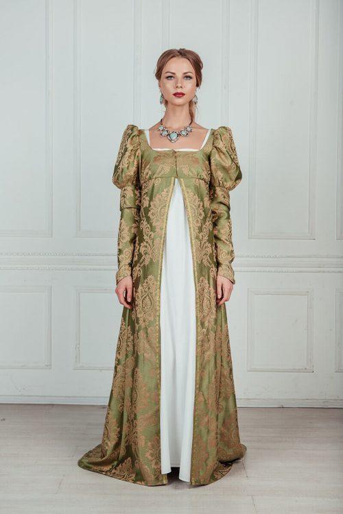 Верхняя одежда 19 века - спенсер
