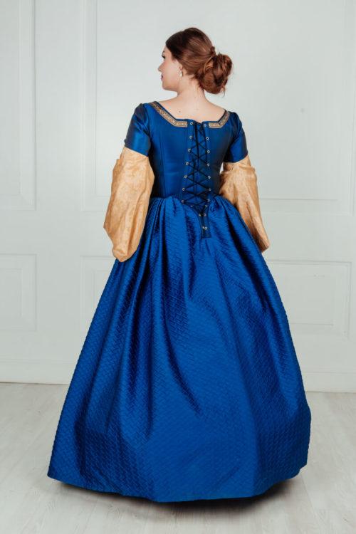 платья средневековья