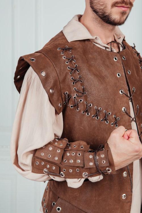 костюм горожанина 16 век прокат