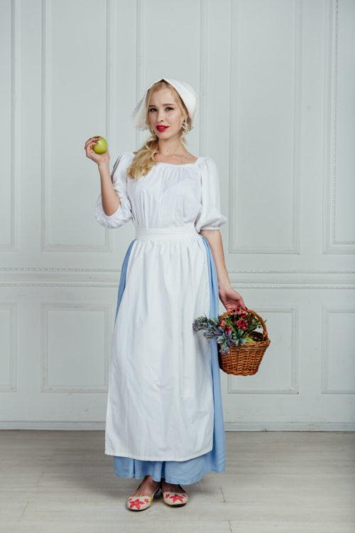 костюм молочницы