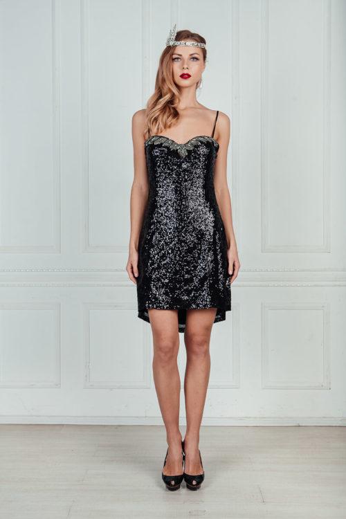платье +в стиле 30х годов чикаго