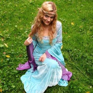 Средневековое платье аренда