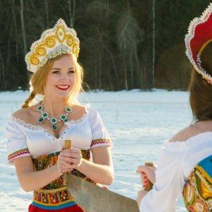 русские народные секси костюмы