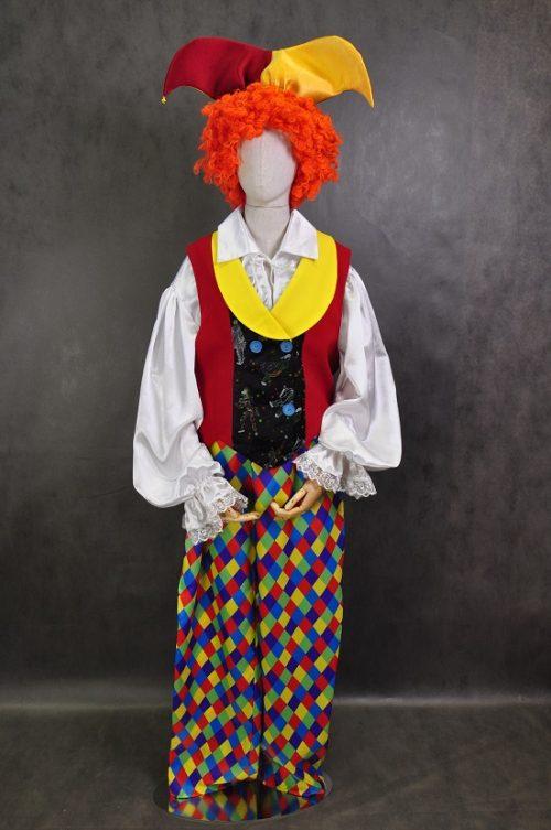 костюм арлекино прокат