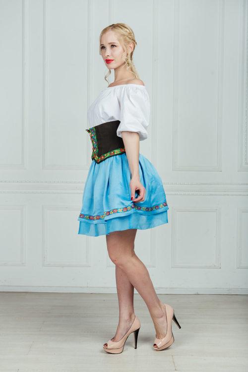 баварский костюм женский
