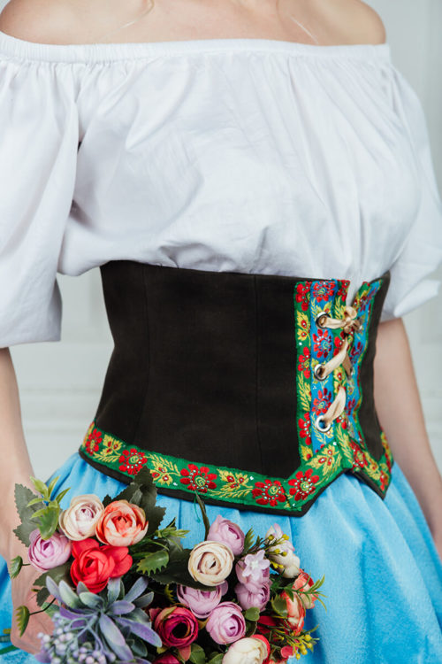 баварский костюм напрокат москва