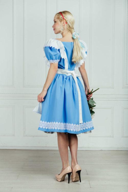 Карнавальный костюм «Алиса в стране Чудес»