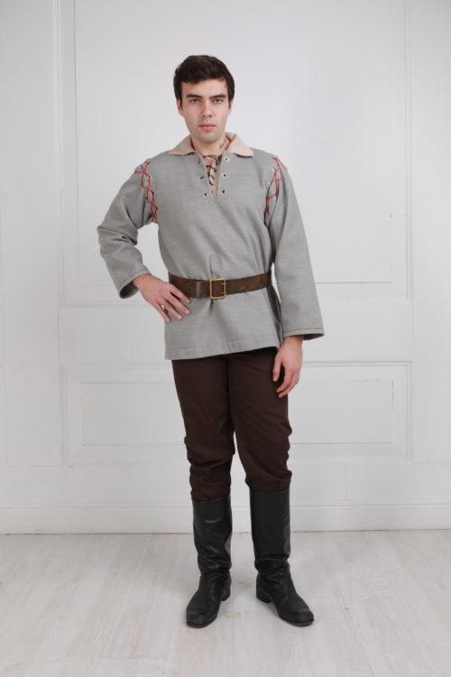 костюм средневековья