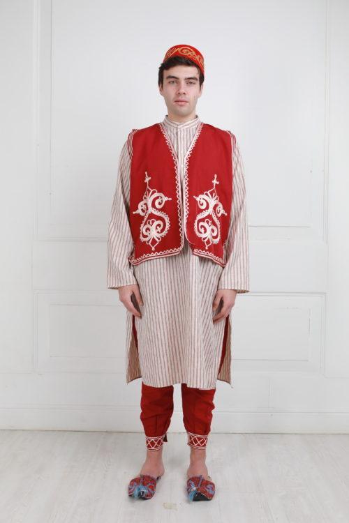 Турецкий мужской костюм