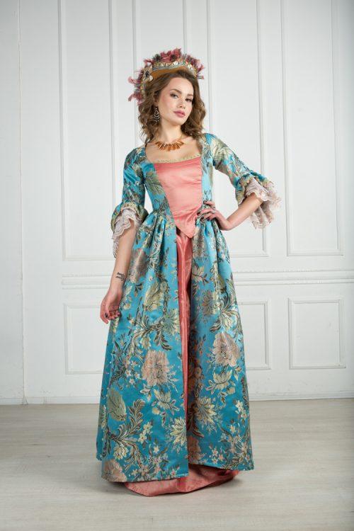 платья 18 19 веков аренда