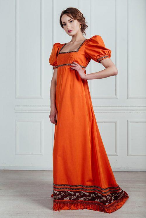 Платье ампир напрокат Москва
