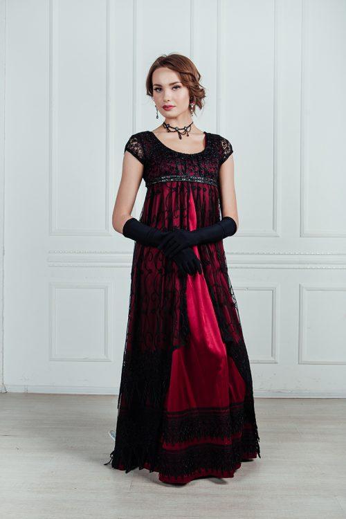 платье модерн напрокат