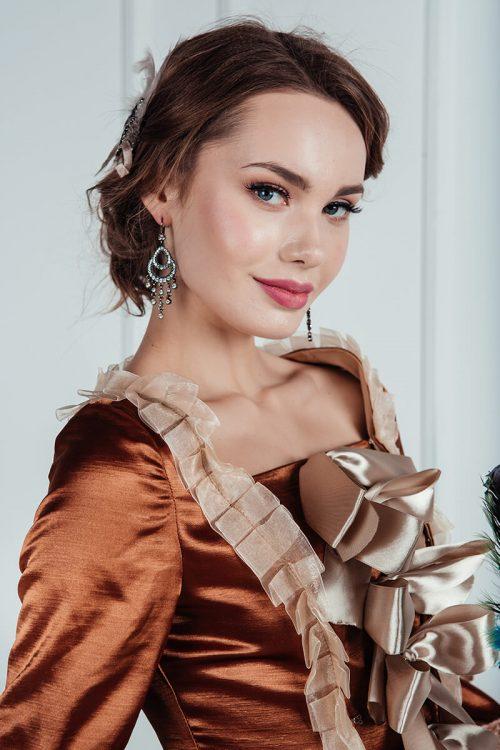 платье в стиле Марии Антуанетты