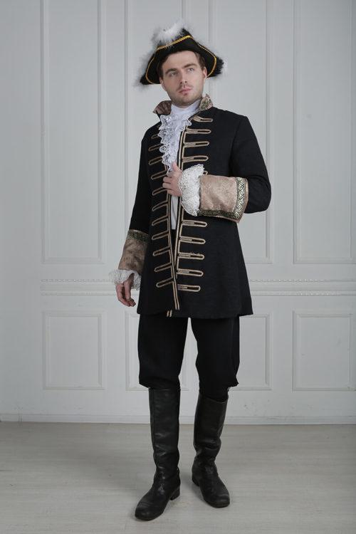 Петровский костюм 18 века