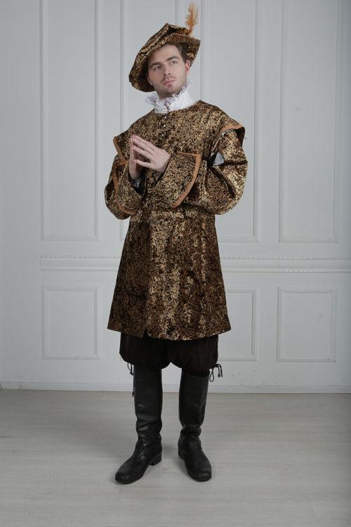 Мужской костюм эпохи Ренессанса