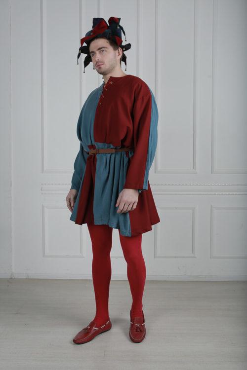 Королевский шут костюм