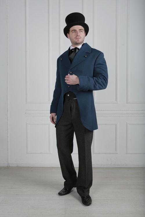 Мужской костюм 19 века