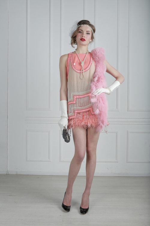 Платье в стиле Великий Гэтсби