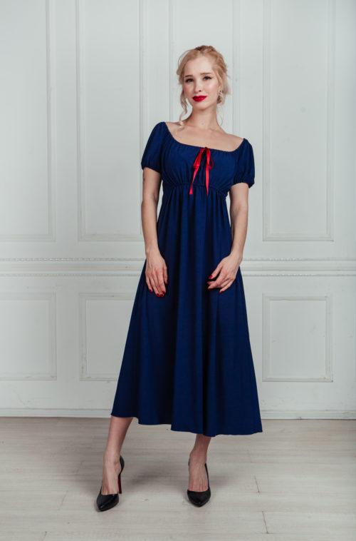 Платье для фотосессии простое