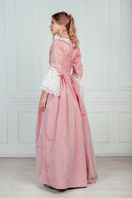исторические платья 18 века