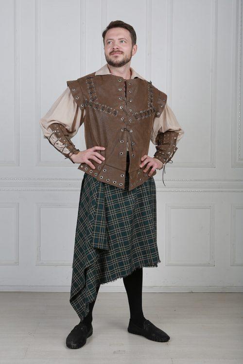 шотландский костюм