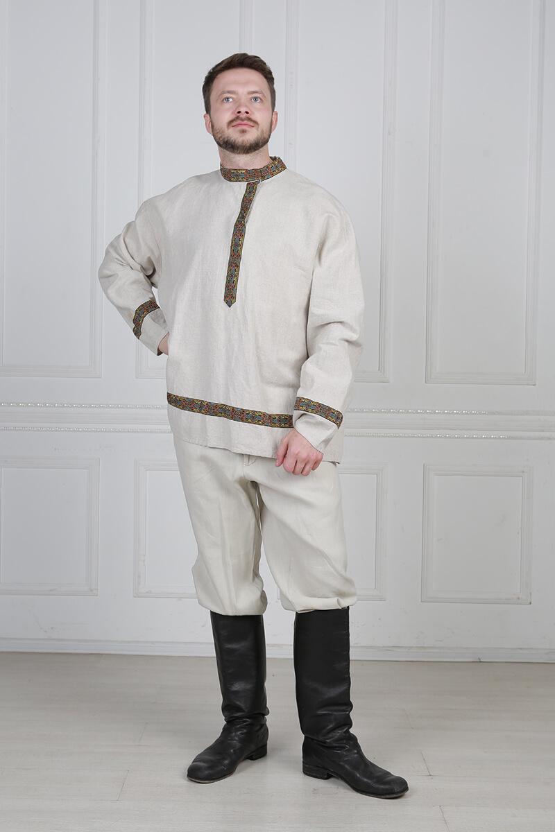 de825df68194 Мужской русский народный костюм   Прокат костюмов в Москве от STUDIO 68