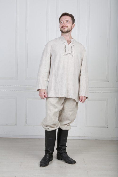 крестьянский народный костюм