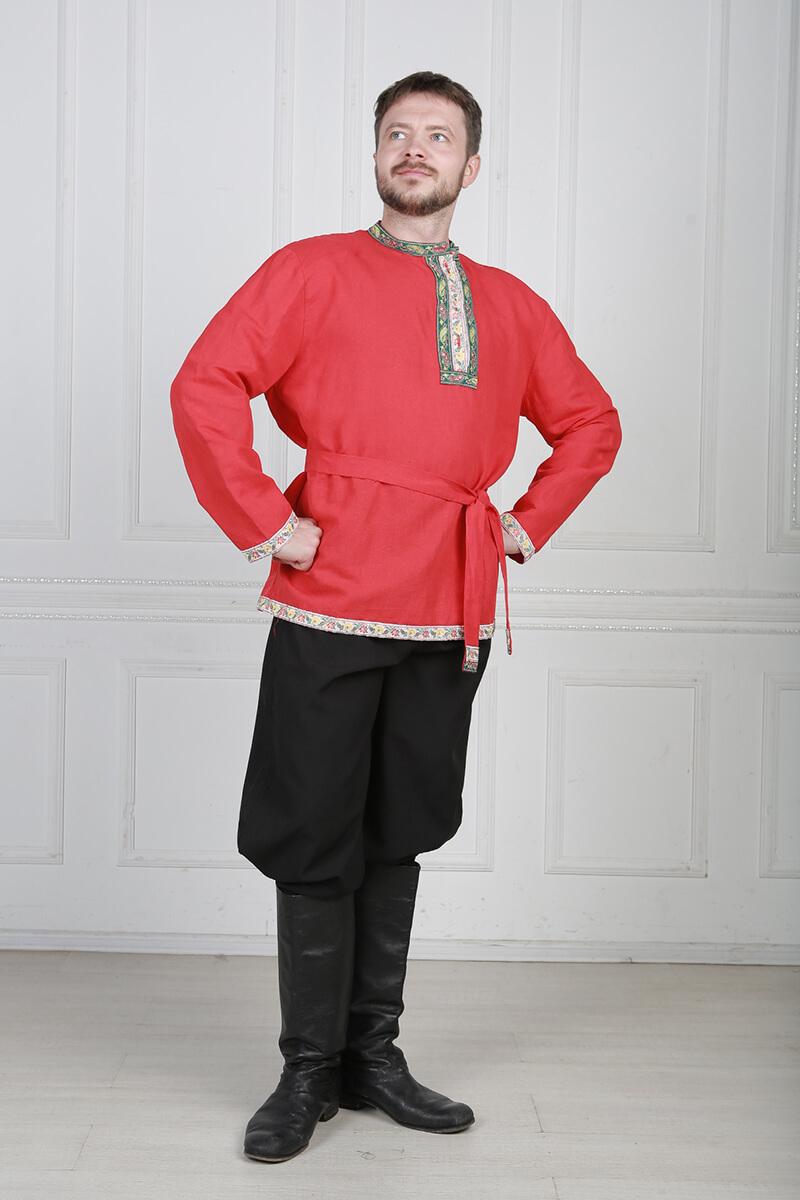 русский народный костюм мужчины фото понадобится