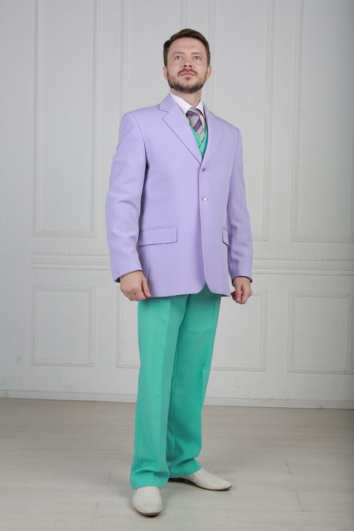 костюм стиляга мужской