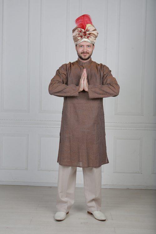 мужской восточный костюм