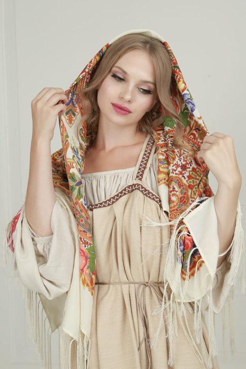 Русские народные платки