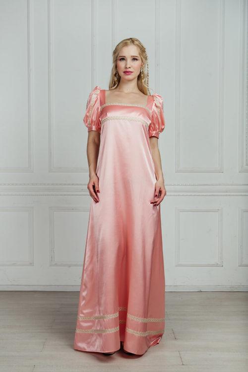 платье ампир напрокат