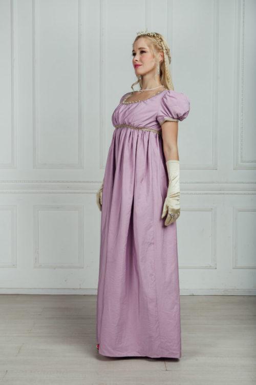 платье ампир прокат