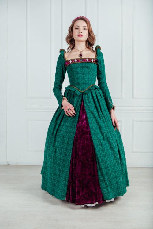 средневековые платья москва