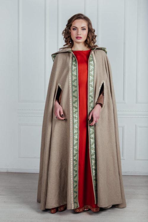 Аренда платья средневековья