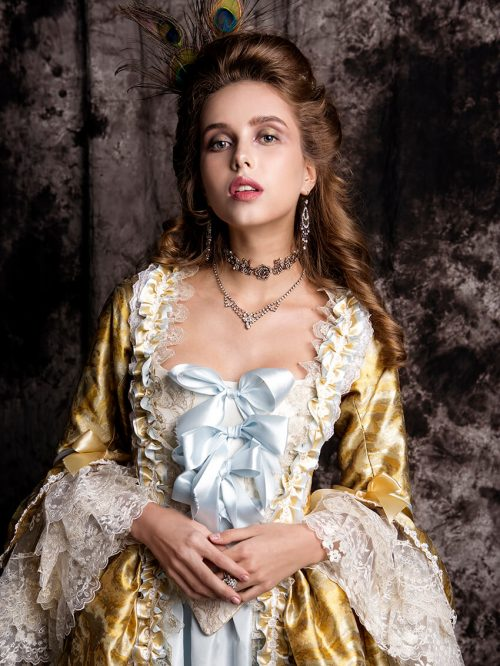 Платье 18 век VERSAILLES