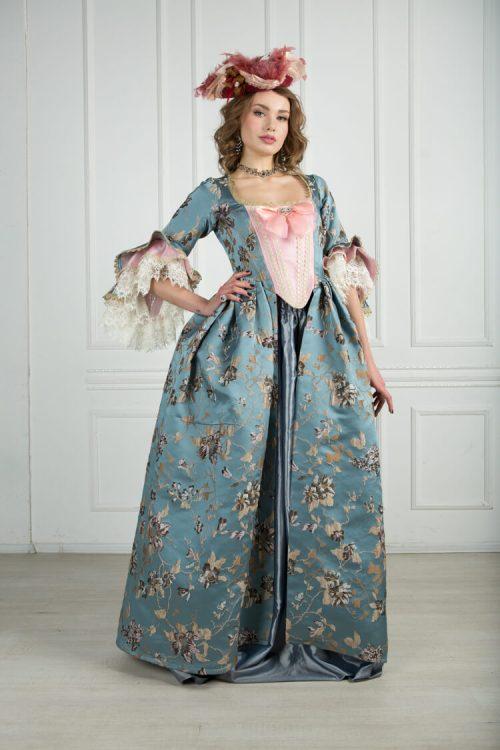 Платье 18 века VERSAILLES