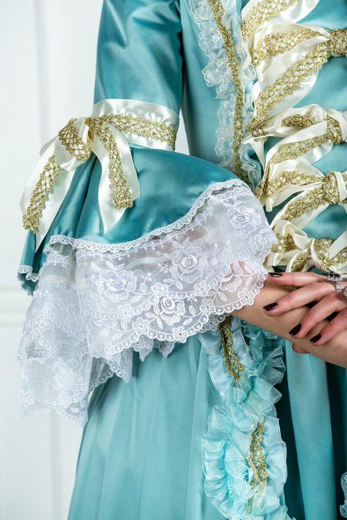 платье рококо аренда