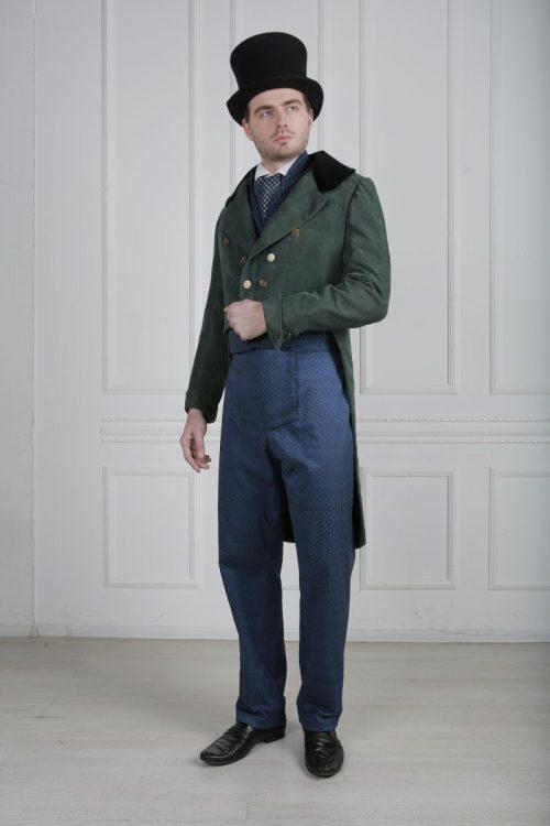 Исторический костюм 19 века аренда Москва