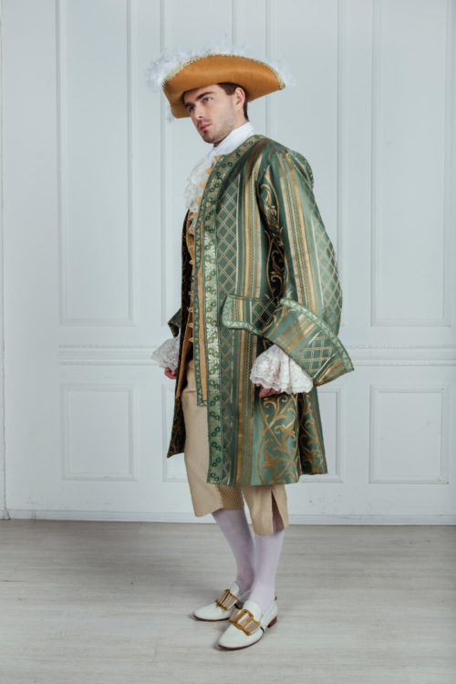 Костюм Англии 18 века VERESAILLES