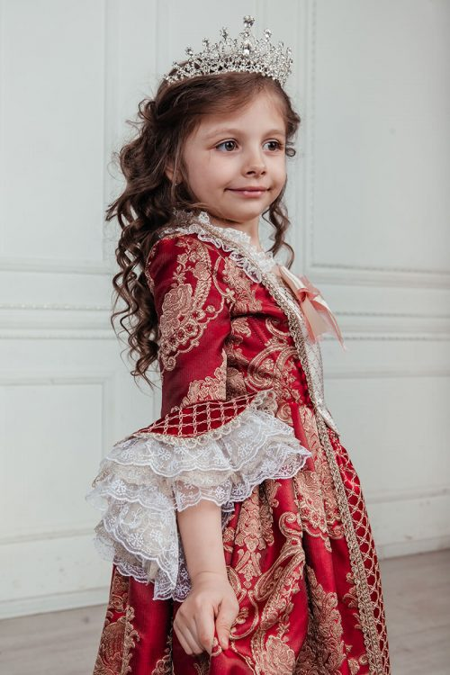 Детское платье 18 века