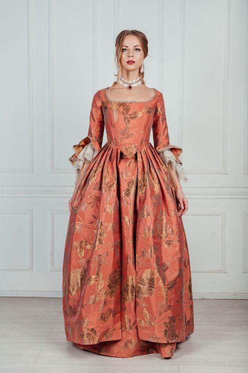 Платья в стиле 18 19 века