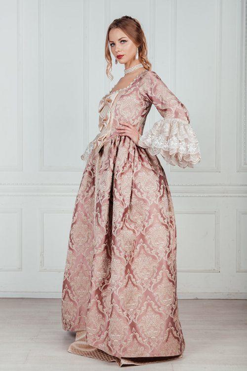 Длинные платья 18 века аренда