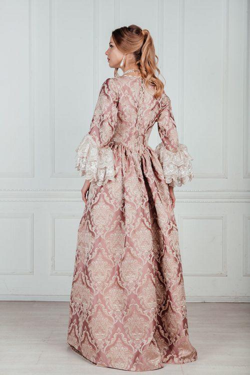 Длинные платья 18 века прокат